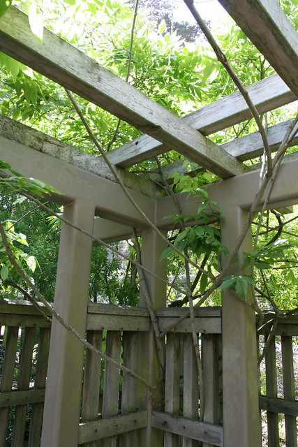 Japanese garden structures flickr photo sharing for Japanese garden structures wood
