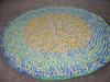 Crochet Rug by diddledaddledesigns