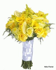 bouquet holder_nitis
