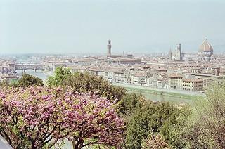 145. //85g/1c/189/1f - FIRENZE, ITALIA 1987