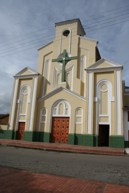Iglesia de Carmen de Carupa