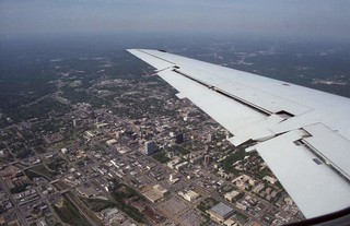 Landing at Columbia Met. (1999)
