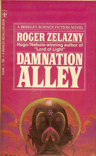 Damnation Alley - Roger Zelazny