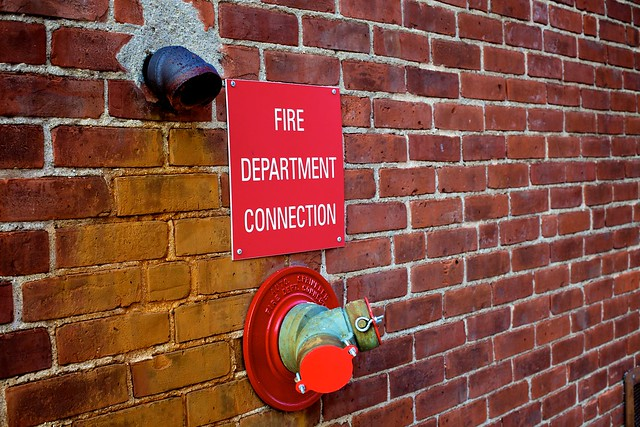 Fire Department Connection   Flickr - Photo Sharing!