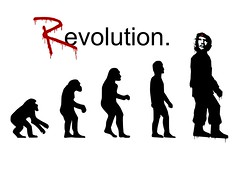 The theory of revolution.