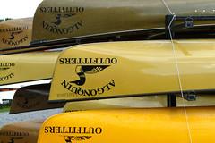 Golden Canoes