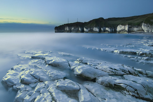 Selwick Bay; Flamborough; East Yorkshire