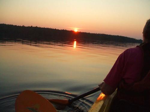 lake kayak novascotia gaspereaulake