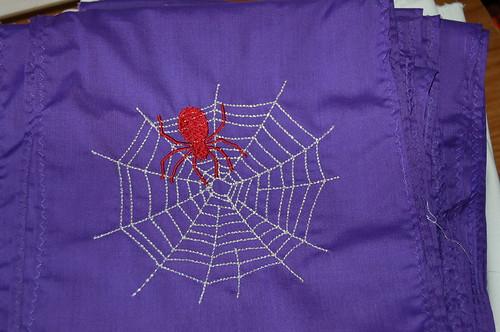 Spider sashes