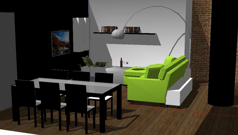 Forum disposizione soggiorno openspace for Cosa mettere dietro il divano
