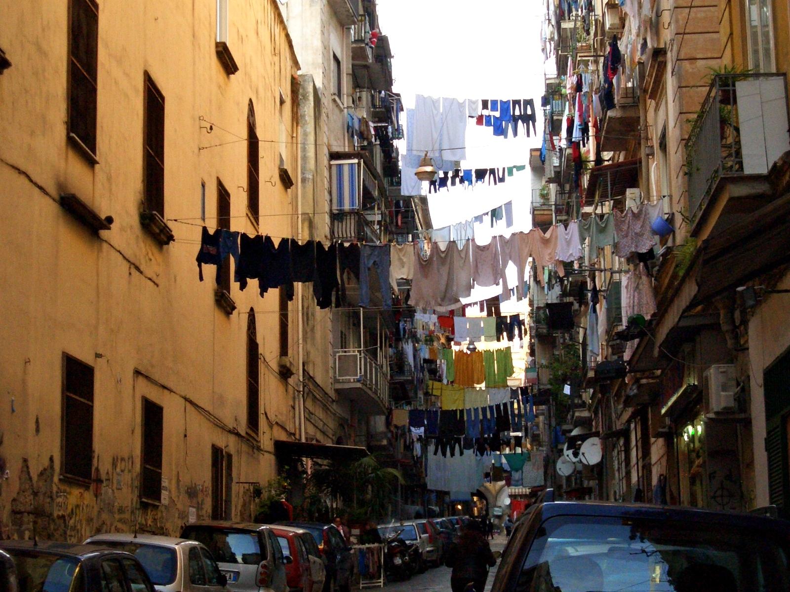 Napoli old townnapoli town