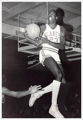 How high michael jordan can jump