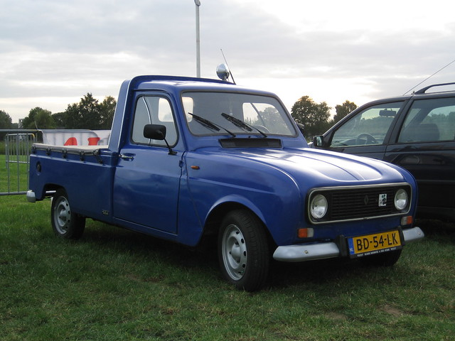 renault 4 teilhol pick up flickr photo sharing. Black Bedroom Furniture Sets. Home Design Ideas