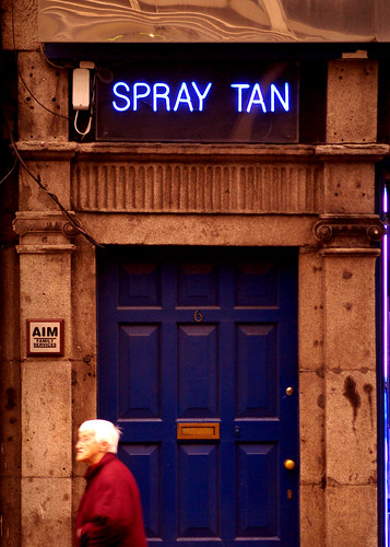 spray tan dublin