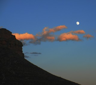 the mesa and the moon