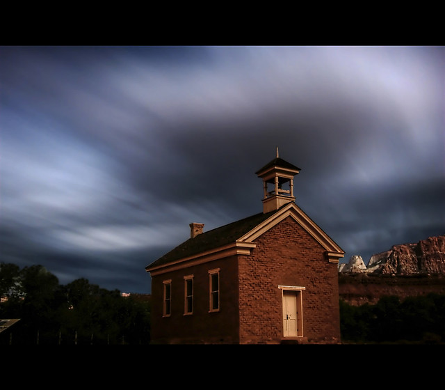 Schoolhouse Clouds