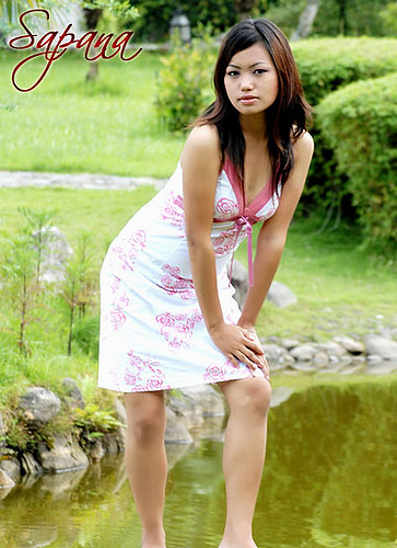 Tra Nepali Models Bhalu...