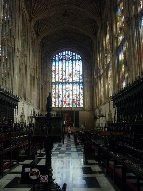 College University Cambridge University College System