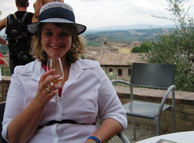 Museo del Vino, San Gimignano