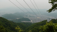 View from Mt. Hiei