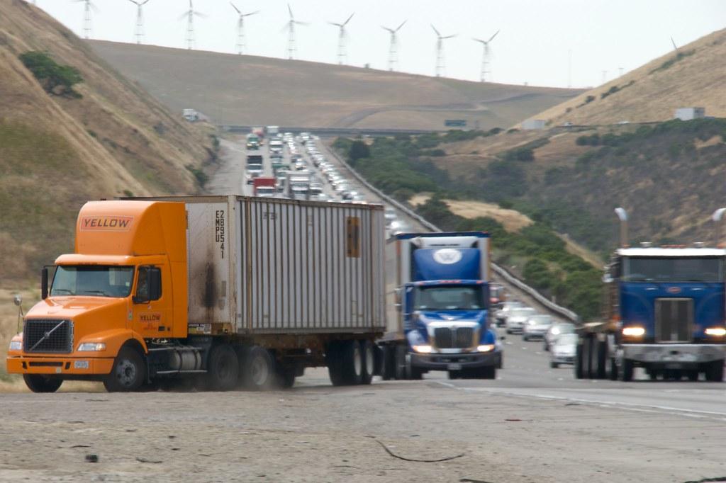 Altamont Pass Traffic 1 | Tim Hohm | Flickr