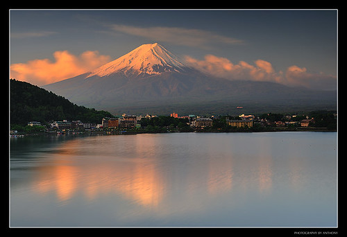 longexposure japan sunrise 日本 富士山 mtfuji kawaguchiko 河口湖