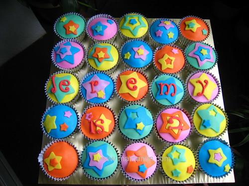 Cupcakes - Stars Mania by Mama Min