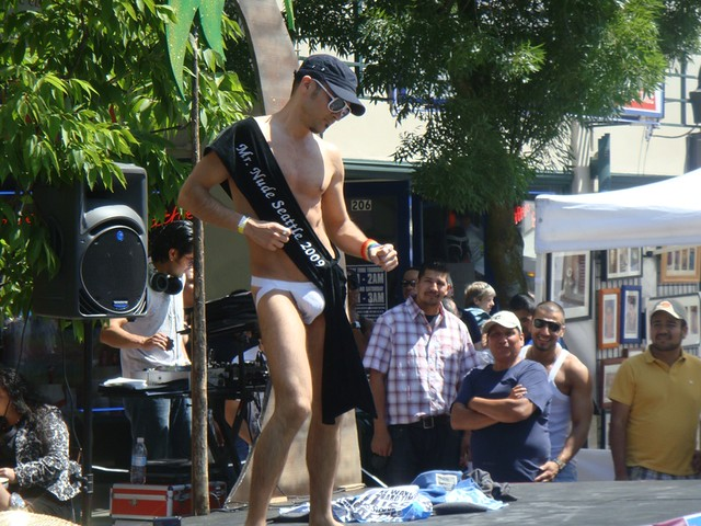 Male naked wrestlers wrestling