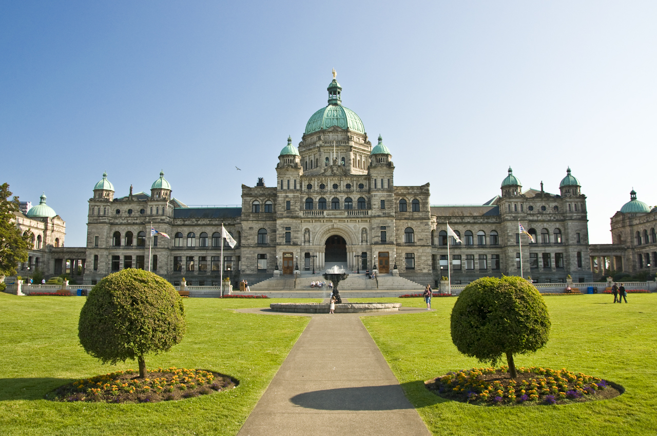 BC's Legislative Building