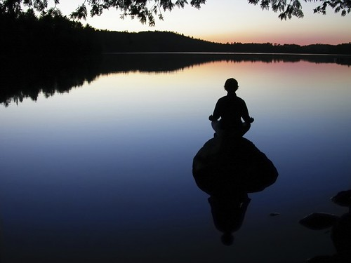 lake-evening-meditation