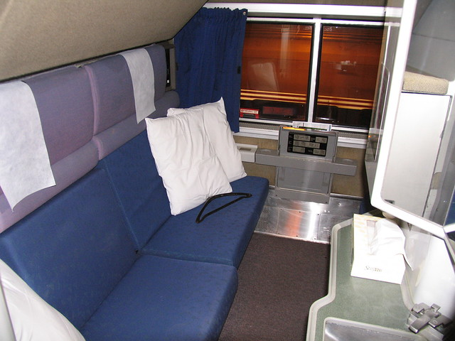 superliner bedroom 4 | Flickr - Photo Sharing!