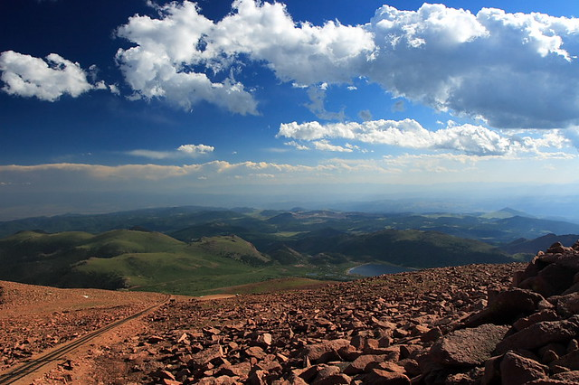 Pikes Peak View | Flickr - Photo Sharing!