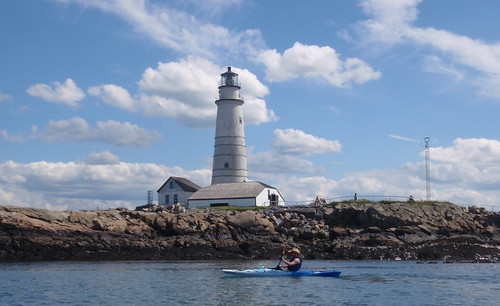 Boston Light (Credit: drsmith7383 on Flickr.com)