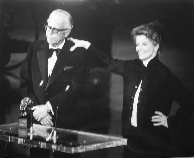 Katharine Hepburn academy awards