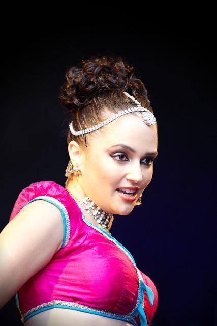 印度舞欢乐的跳吧视频