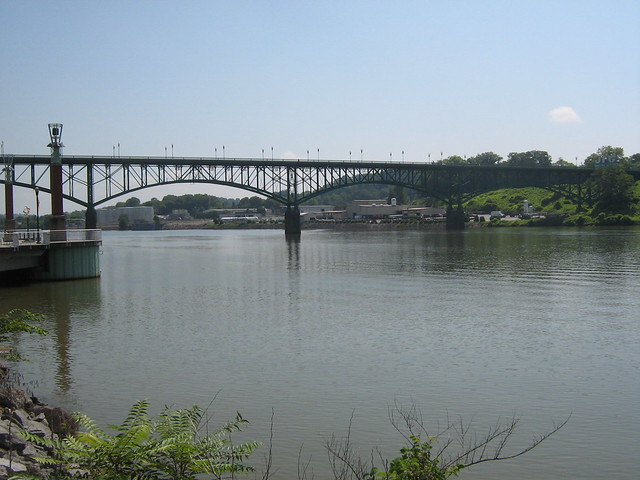 Tennessee River Bridge in Knoxville