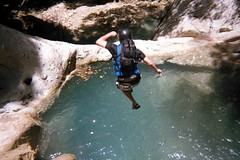 adventure, recreation, outdoor recreation, extreme sport, canyoning,