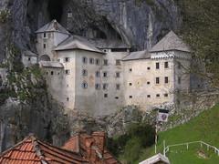 Slovénie - Ljbuljana et château de Predjama