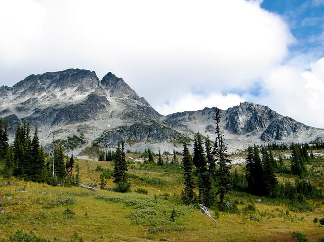 Blackcomb Trail Walk