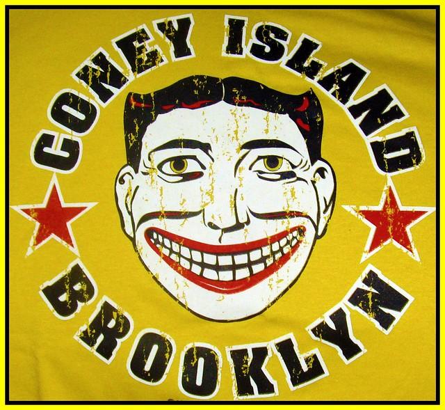 Bitjugzy Coney Island Face Flickr Photo Sharing