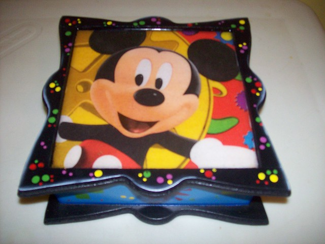 Cofre de Mickey Mouse | Flickr - Photo Sharing!