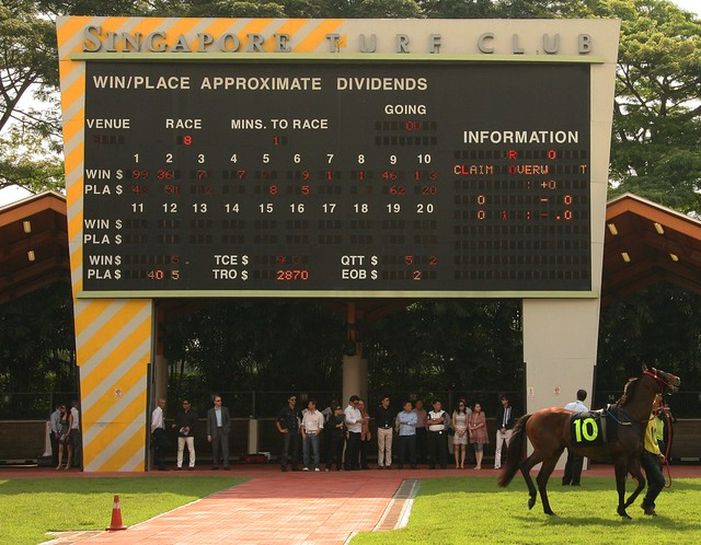 Singapore Turf Club | Flickr - Photo Sharing!