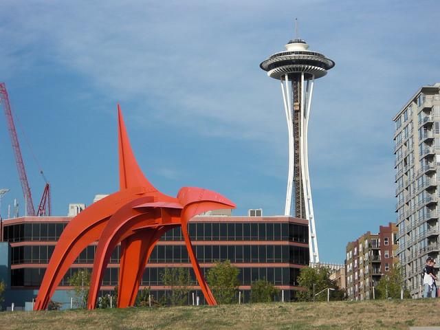 Olympic Sculpture Park Seattle Explore Kenkilfedder 39 S