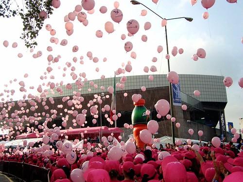 Carrera Avon 2011 en la Ciudad de México