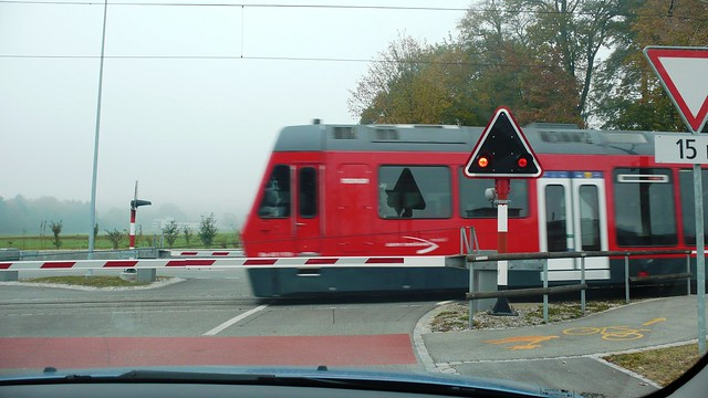 Local Train Feldbrunnen-Solothurn