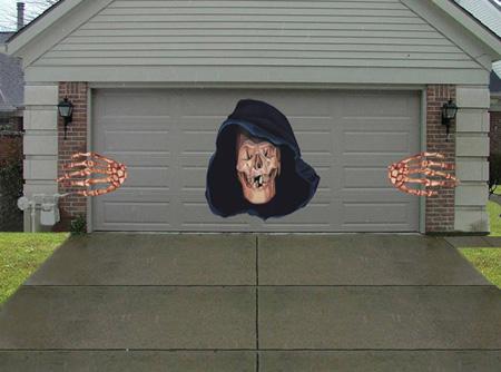 Decoraci n halloween para exterior decoraci n hogar for Decoracion hogar halloween