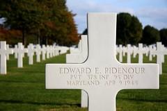 American Military Cemetery, Margraten (2/5)