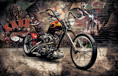 Kaos Customs WTUE Bike