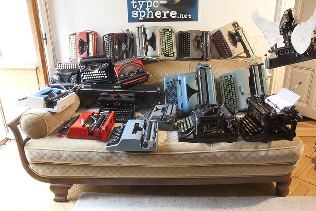 Typewriter Convention
