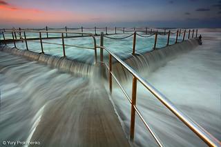 Mona Vale Pool, Sydney, Australia
